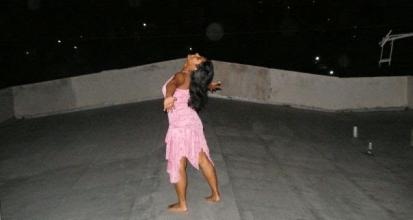 Unto infitity at Abuelos' rooftop, Maracaibo