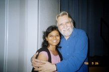 With author Neale Donald Walsch