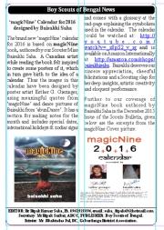 magicNine Calendar on UNICEF LINK