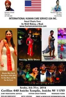 Bollywood charity, NYC