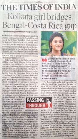 Times of India reportage