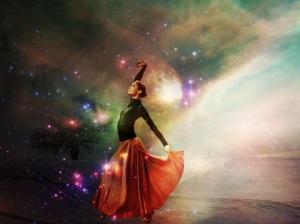 lady-dancing-universe-stars
