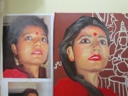 portrait processing