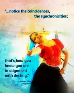 13.synchronicity poster