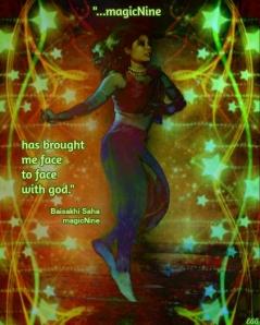 20.magicNine & god poster