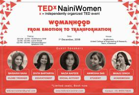 TEDxNainiWomen