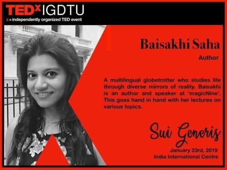 TEDxIGDTU