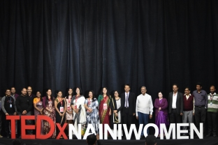 TEDxNainiWomen, Baisakhi Saha