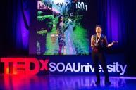 TEDxSOAUniversity, Baisakhi Saha