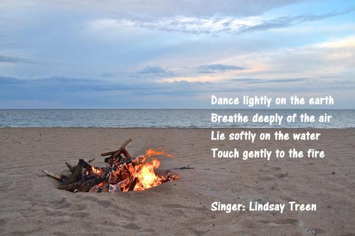 Dance lightly