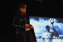 TEDxIGDTU, Baisakhi Saha