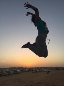 Arabian desert, Dubai