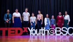 TEDxYouth@BSCR, Baisakhi Saha