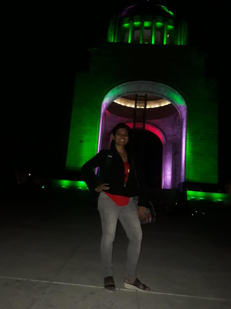 El Monumento a la Revolución Mexicana